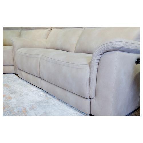 Signature Design By Ashley - Next-gen Durapella Zero Gravity Power Reclining Sofa Sand