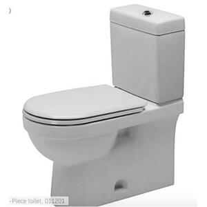 HAPPY D.2 2 PIECE TOILET *DISPLAY - AS IS*