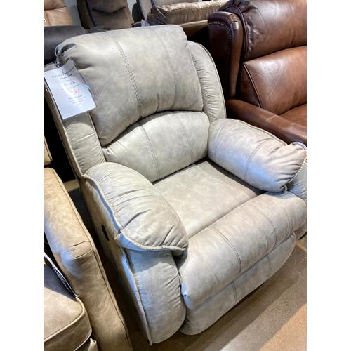River Run Nickel Power Recliner