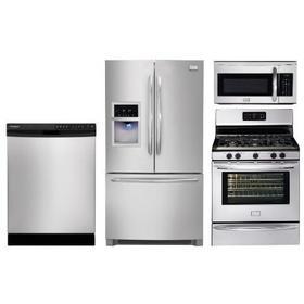 Bosch Kitchen Package w/Counter-Depth Refer (Gas)