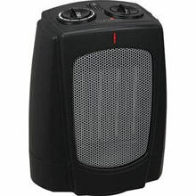 Desktop Heater in Black color