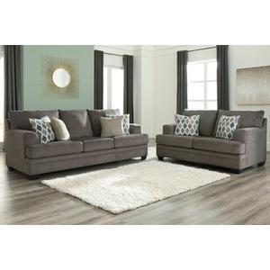 Dorsten Sofa and Loveseat Set