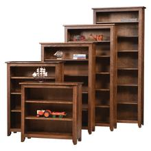 "36"" Modern Mission Bookcases"