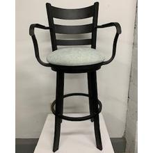 """Hayward"" Swivel Bar Stool"