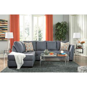 Filone- Steel 2pc. Sectional