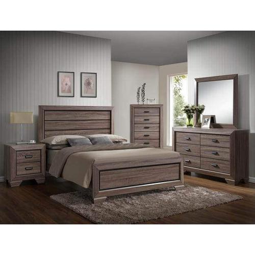 Crown Mark B5500 Farrow Twin Bedroom