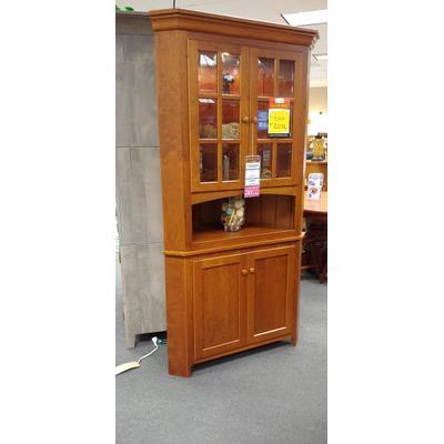 See Details - Carlisle Corner Cabinet