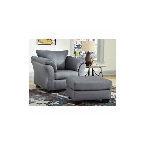 Sofa Loveseat Chair and Ottoman Set
