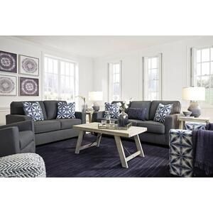 Kiessel Nuvella Sofa and Loveseat Set