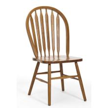 See Details - Classic Oak Chair