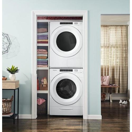 Whirlpool Front Load Laundry Pair Package