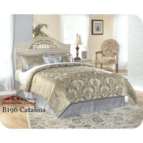 Ashley Furniture - Ashley B196 Catalina Bedroom set Houston Texas USA Aztec Furniture