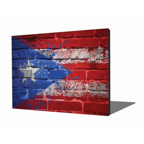 Wall Art - Puerto Rico