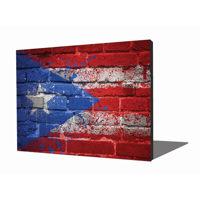 View Product - Wall Art - Puerto Rico