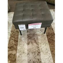 Cocktail Ottoman, Cover ID D/UA Base  D154856/ 25W-23D-18H
