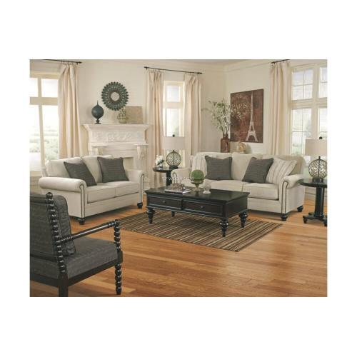 Ashley 130 Milari Linen Sofa and Love