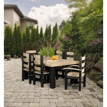 See Details - 4' x 6' Table Set