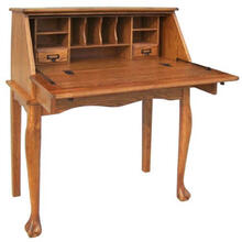 See Details - Secretary Drop Leaf Desk