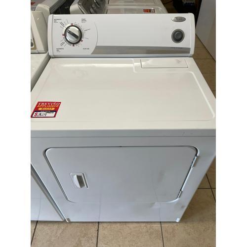 Treviño Appliance - Whirlpool Electric Dryer
