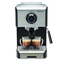 See Details - Capresso EC300 Stainless Steel Espresso & Cappuccino Machine