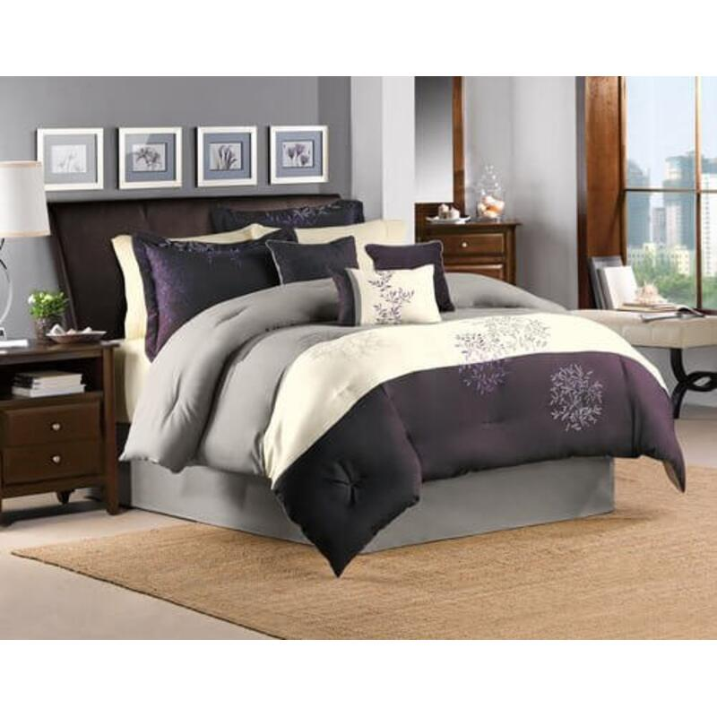 Glenberry Comforter Set King 7pc & Queen 7pc