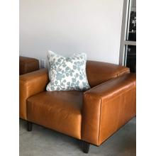 See Details - Frances Leather Chair