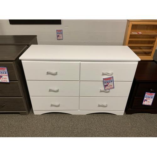 Grey or White Dresser