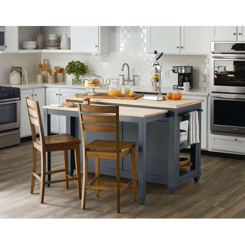 Bassett Custom Kitchen Island