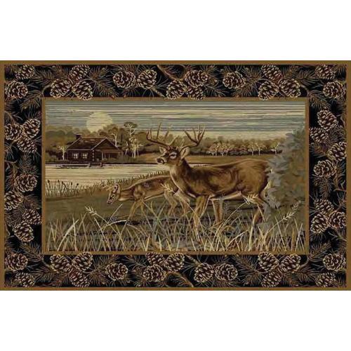 Best Craft Furniture - 9966 Lodge W756