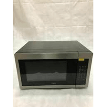 MOD # WMC50522HZ-FL1 S/N 0429 FLR MOD 2.2 cu. ft. Countertop Microwave with Sensor Cook, Defrost, Control Lock, 1,200 Watts of Power and Dishwasher-Safe Turntable Plate: Stainless Steel