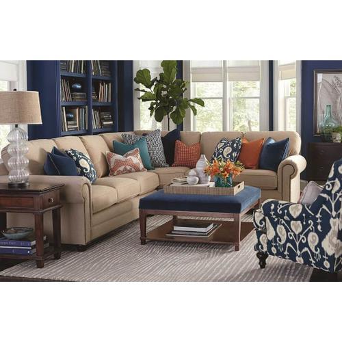 Custom Upholstery Sectional