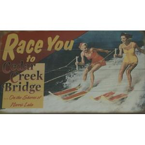Race You to Cedar Creek