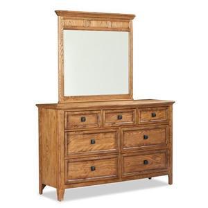Intercon Furniture - Alta Dresser 7 Drawer