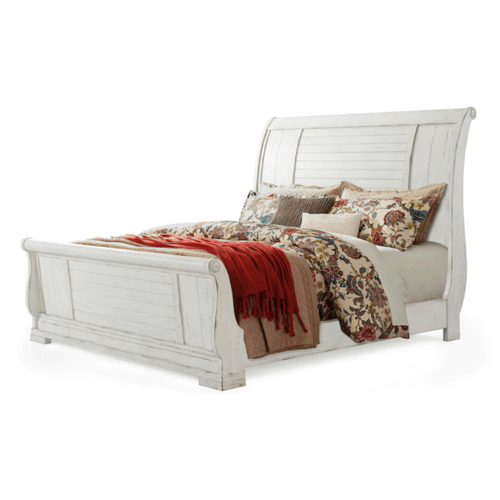 Klaussner - Coming Home Queen Bed- Sleigh Bed