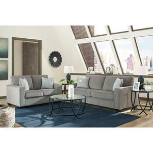 Altari- Steel Sofa and Loveseat