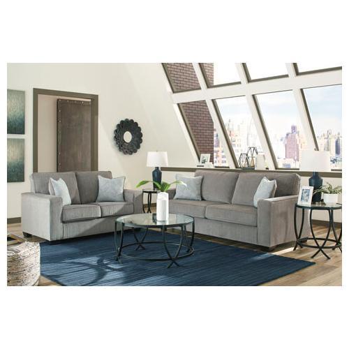 Packages - Altari- Steel Sofa and Loveseat