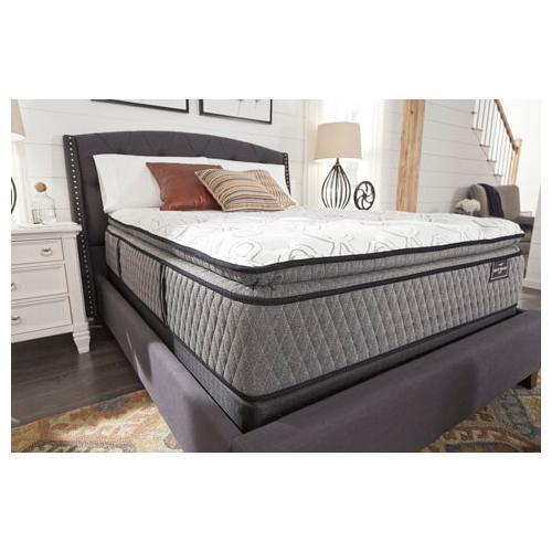 Ashley Sierra Sleep - Queen Mattress Set-Mt Rogers LTD Pillow Top