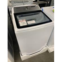 5.0 cu. ft. Top Load Washer with Super Speed in White**OPEN BOX ITEM** Ankeny Location