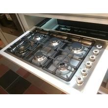 See Details - 36 Drop-in low edge cooktop 6-burner Stainless