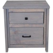 See Details - Urban Ranch Nightstand