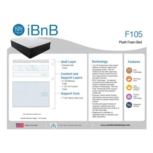 Southerland - iBnB - F105 - Plush