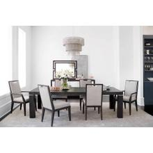 Bernhardt-Decorage Dining Set (1 Dining Table, 4 Side Chairs and 2 Arm Chairs)