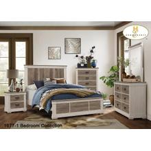 1677-1 Contemporary Bedroom Collection