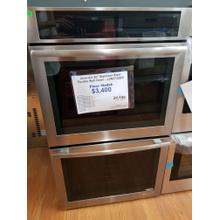 See Details - JennAir Electric Double Wall Oven JJW2730DS (FLOOR MODEL)