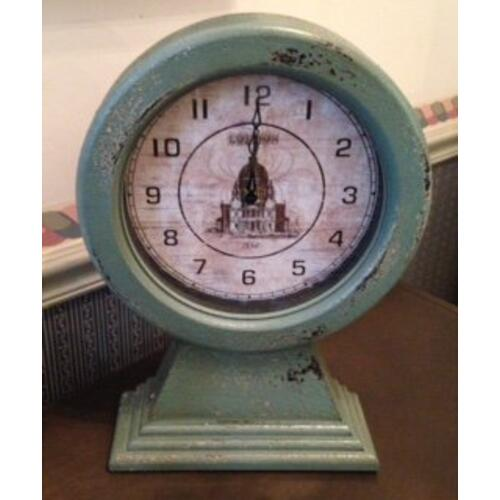 Accessories - Wood Clock
