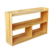 Abby Divided Bookcase 48''