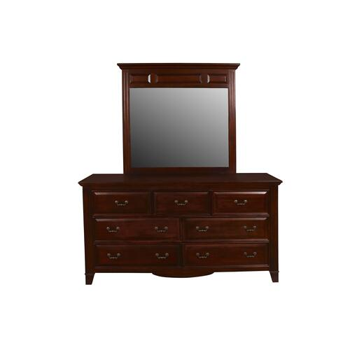New Classic 4 Pc Queen Bedroom Set, Drayton Hall B6740