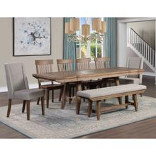 See Details - Riverdale Rustic 5 Piece Dining Group
