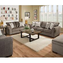 Sofa, Loveseat, and Chair Set - Harlow Ash