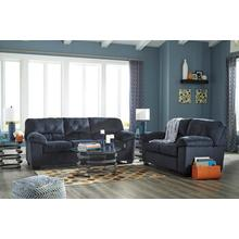 Dailey- Midnight Sofa and Loveseat